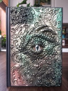 Dragon Eye A6 Journal / Notebook by Heather's Craft Studio