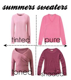 summers sweaters by laralabiche on Polyvore featuring polyvore fashion style Uniqlo Lands' End Hollister Co. clothing