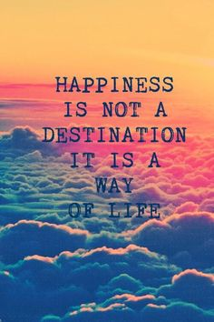 destination, happy, and life image
