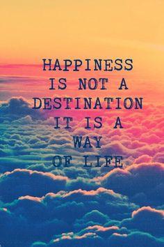 destination, happy, and life image