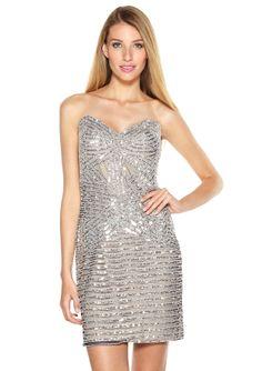Ideeli white dress ad