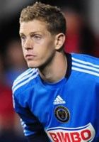 Zac McMath 18   Goalkeeper