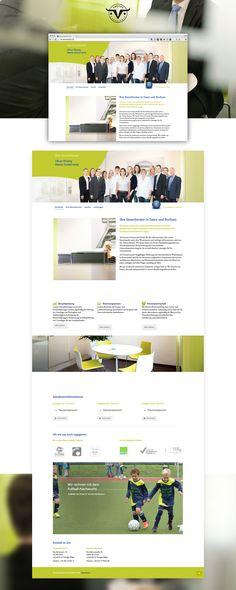 Webdesign / Website Steuerberater http://www.ihre-steuerberater.info