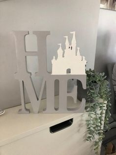 Disney Inspired Home Sign Disney Home Decor Mickey Mouse | Etsy