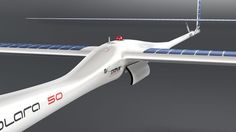 New Solar Powered Drones Will Remain Airborne For Years