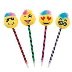 Rock out with emojis! Shop GEDDES for hundreds of fun and affordable toys and school supplies like our Rock Emoji Plush Pen. Cute Notebooks, Journals, Princess Toys, Birthday Wishes For Myself, Cute Pens, Glitter Crafts, Cute School Supplies, School Items, Treasure Boxes