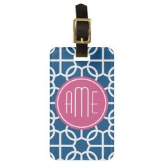 >>>Are you looking for          Hot Pink & Blue Geometric Pattern Monograms Bag Tag           Hot Pink & Blue Geometric Pattern Monograms Bag Tag Yes I can say you are on right site we just collected best shopping store that haveShopping          Hot Pink & Blue Geometric Patter...Cleck Hot Deals >>> http://www.zazzle.com/hot_pink_blue_geometric_pattern_monograms_luggage_tag-256798731748801309?rf=238627982471231924&zbar=1&tc=terrest