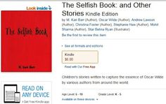 Mohitness {मोहितपन}: The Selfish Book and Other Stories (Anthology)