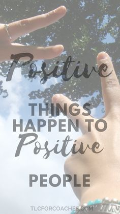 Positive things happen to positive people via Positive Things, Positive People, Positive Words, Positive Thoughts, Positive Quotes, Motivational Quotes, Inspirational Quotes, Positive Living, Feel Good Quotes