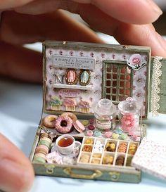 Miniature comfort food !