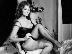 Sophia Loren...beautiful & naturally sexy.