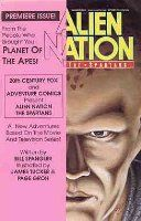 Alien Nation: The Spartans #1C VF/NM ; Adventure comic book