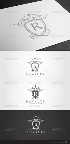 Royalty Logo - GraphicRiver Item for Sale