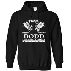 TEAM DODD LIFETIME MEMBER LEGEND