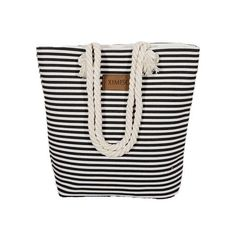 SUMMER CANVAS TOTE BAG-BAG-modefame $16.99