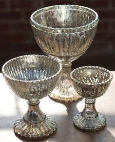 Mercury glass from mothology.com - latest web discovery!