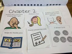 Working on Reading Comprehension with Students with Apraxia (or Any Non-Verbal Students). Excellent review on the ability of non-verbal students to comprehend and how to access what they know.