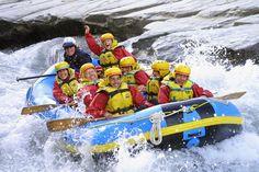 Booking - Queenstown Rafting New Zealand