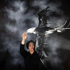 Artist Statement | Sayaka Ganz; Reclaimed Creations