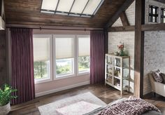 Interior Design Honeycomb Blinds, Honeycomb Shades, Window Coverings, Window Treatments, Springs Window Fashions, Motorized Blinds, Motorized Shades, Woven Wood Shades, Cellular Shades