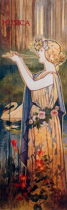 Alexandre de Riquer (1856-1920)