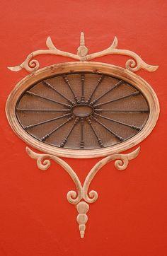house window, San Miguel de Allende, Guanajuato, Mexico -  by Steven Miller