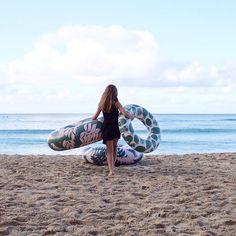 &SUNDAY pool tubes Pool Floats, Instagram Feed, Beach Mat, Tube, Outdoor Blanket, Sunday, Domingo