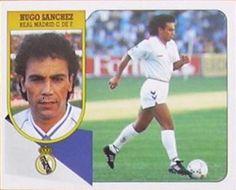 El PentaPichichi, Hugo Sanchez, Real Madrid Club de Fútbol.