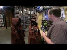 Build a Droid at Droid Factory at Disney's Hollywood Studios!