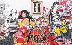 graffiti rue de Lisbonne
