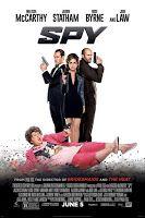 On-the-Run Movies: SPY (2015)