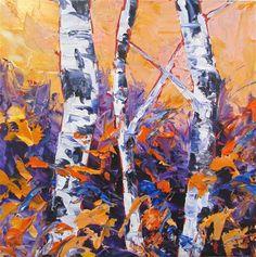 Little Birches - Linda Yurgensen