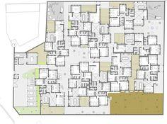 SOS Children's Village In Djibouti,Floor Plan