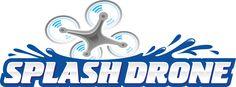 Splash Drone Logo