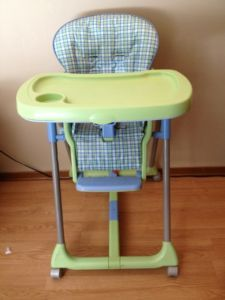 Peg Perego 'Prima Pappa' high chair