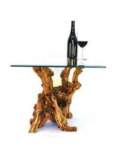 Old Vine Grapevine Coffee Table Dancing By Winecountrycraftsman - Grapevine coffee table