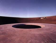 EARTHWORKS: GROUNDED IN ART | JAMES TURRELL - [RODEN CRATER]