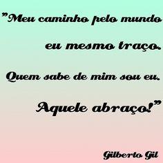Gilberto Gil- aquele abraço