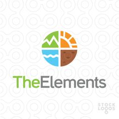 Exclusive Customizable Logo For Sale: TheElements | StockLogos.com