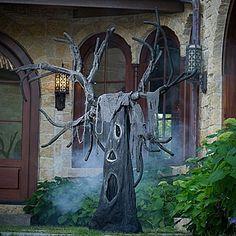 halloween outdoor decor | Halloween Outdoor Decor « Halloween Party Ideas, Halloween Decoration ...