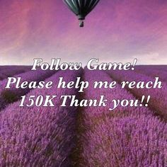 FOLLOW GAME!Help Me Reach 150KThank You! Thank you!  150K!!! 1) Like This Listing! 2) Like Everyone that has liked the listing 3) Share and Tag your PFF's 4) See your Followers Grow!!! Jewelry