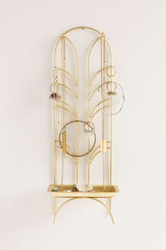 Jewelry is hard to store in the first place, and this gorgeous stand turns it into art. Grab it here: Plum & Bow Loire Jewelry Stand, $29