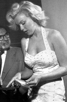 Marilynby Bob Beerman;1953