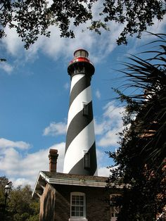 St. Augustine Lighthouse   St. Augustine Florida