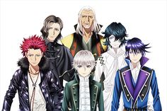 [ANIME] K Project gets a new anime with K SEVEN STORIES - http://www.afachan.asia/2016/05/anime-k-project-gets-new-anime-k-seven-stories/