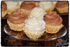 Sweet Recipes, Cake Recipes, Mini Cheesecakes, Christmas Cookies, Nutella, Sweet Tooth, Food And Drink, Pie, Treats
