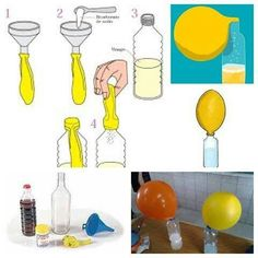 Alternative to helium gaz for flying balloons. Use baking soda and vinegar Frozen Birthday Party, Diy Birthday, Birthday Parties, Balloon Decorations Party, Birthday Decorations, Diy For Kids, Crafts For Kids, Baby Party, Valentines Diy