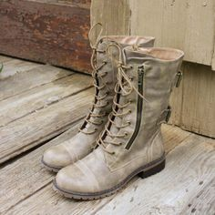 Sweet & Rugged Combat Boots, Sweet Country Inspired Shoes. BUYING THESE AS SOON AS I GET PAID NEXT WEEK