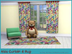 Sims 4 CC's - The Best: Kids Stuff by ChiLLis Sims