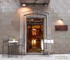 Restaurant Divinum - Vins i formatges (C/ Albereda, 7 - Girona) #restaurant #Girona #DivinumGi